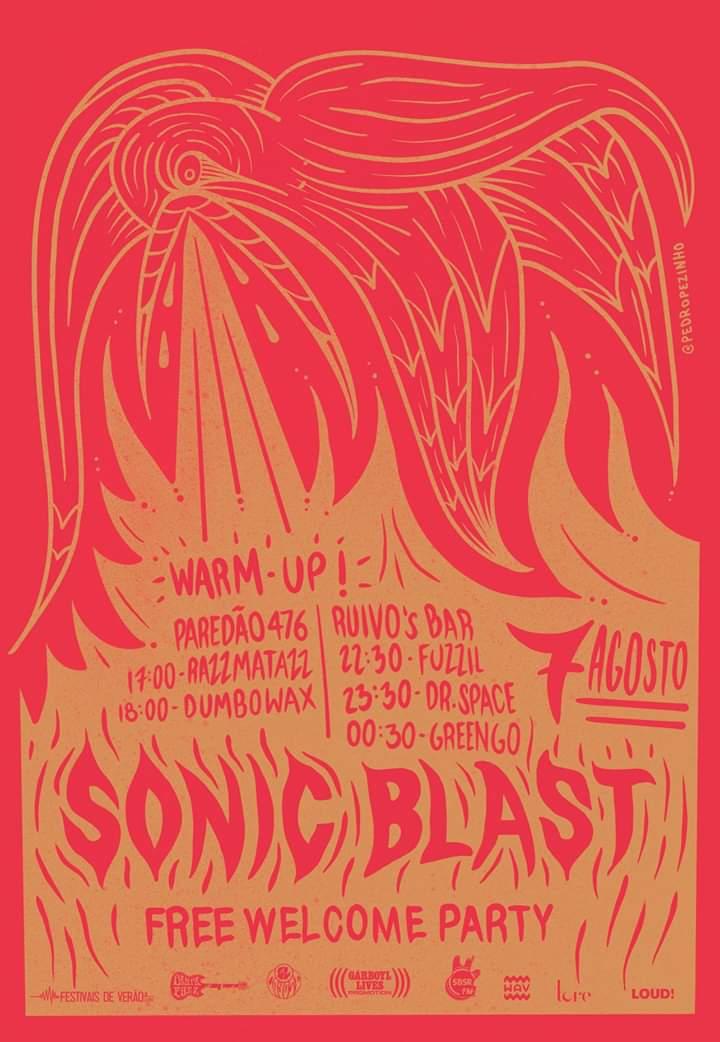 SonicBlast Moledo